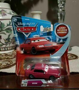 Disney Pixar Cars WOC Look My Eyes Change Vern