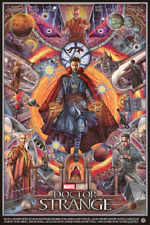 """DR STRANGE"" SCREEN PRINT ISE ANANPHADA REGULAR *SOLD OUT*"