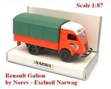 """Renault Galion 2,5t camion bâché """"Renault Service"""" - Norev - Echelle 1/87 - Ho"""