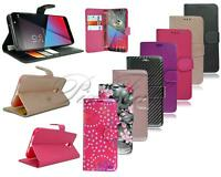 For Vodafone Smart N9 Lite VFD 620 New Leather Wallet Phone Case + Screen Glass