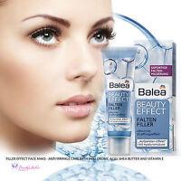 Anti Wrinkle Filler Hyaluronic Acid HA Vitamin E Mimic Wrinkles Lips Eyes 30 ml