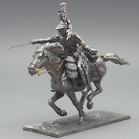 Tin soldier, Unter-officer Dragoon of the French Guard, Napoleonic Wars, 54 mm