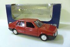 POLISTIL 1:43 AUTO DIE CAST CAR FIAT CROMA ROSSO RED CON SCATOLA  ART 053048