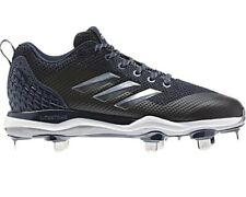Adidas Power Alley 5 Men's Low Metal Baseball Cleats Spikes Size 12/13 B39181