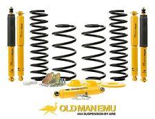 """Old Man Emu 2"""" Complete Light Load Lift Kit for 1997-2006 Jeep Wrangler TJ"""