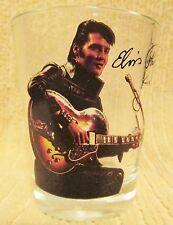 ELVIS PRESLEY  NEW SHOT GLASS    SITTING & SINGING