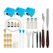 Debur Tool CR10 Cleaning Removal with Storage Bag Nozzles Heat Block Set 43 Pcs