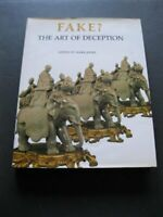 Fake? The Art of Deception by Jones Hardback Book The Fast Free Shipping