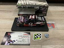 2018  #14 Clint Bowyer Haas Demo Days Martinsville  Raced Win