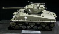 "NIB- M4 Sherman ""Easy Eight"" Medium Tank 1:24 Scale by TMC PACIFIC MODELWORKS"