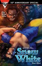 GRIMM FAIRY TALES SNOW WHITE YEAR 10 ONE SHOT VERMA SEXY COVER B ZENESCOPE COMIC