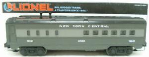 Lionel 6-16041 O & O27 New York Central Illuminated Dining Car NIB