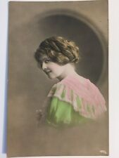 Vintage Postcard - RP Actress #180/3 - Posted 1914