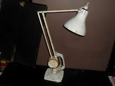 Old Hadrill & Horstmann Counterbalance Light  Desk Office Lamp