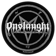 Onslaught Pentagram  Patch/Aufnäher 602689 #
