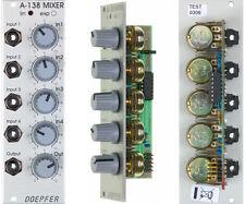 New Doepfer A-138a Cv mixer module, eurorack