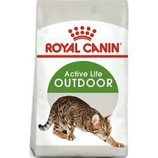 Royal Canin Outdoor Cat Food, Dry Mix - With High Energy Content - Adults - 400g