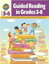 Guided Reading in Grades 3-6-ExLibrary