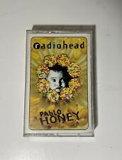 1992 Pablo Honey - Radiohead Cassette Album - Thom Yorke - Creep 1990's