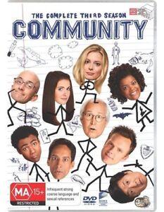 Community : Season 3 Brand New