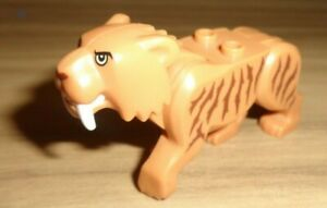 LEGO SABER TOOTHED TIGER FROM SET 60193 & 60196