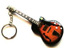 """Gretsch Elvis Presley""- Portachiavi chitarra -Guitar keychain -Guitarra Llavero"