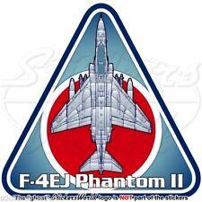 F-4 PHANTOM II JAPAN McDonnell Douglas F-4EJ Japanese AirForce Decal-Sticker
