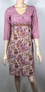Anokhi Floral Tunic - Size XS