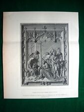 Duomo di Milano 1895, progetti premiati + commemorazione di Porta Pia