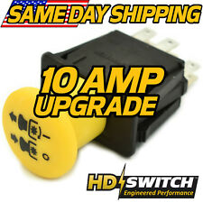 Exmark - Toro 103-5221  - 10 AMP UPGRADE  - Clutch PTO Switch - FAST SHIPPING!