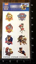 PAW PATROL BY PAW PRODUCTIONS, TEMPORARY TATTOOS ONE SHEET #PATROL07