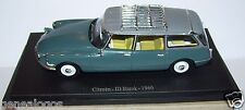 NOREV CITROEN DS ID BREAK 1960 BLEU GRIS 1/43 IN BOX