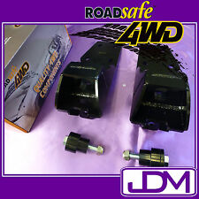 FORD MAVERICK - ROADSAFE 4WD DROP BOXES LEFT & RIGHT HAND BOLT IN