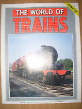 THE WORLD OF TRAINS MAGAZINE PART 68 SWISS FEDERAL RAILWAYS AE 4/7 CLASS