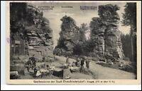 EHRENFRIEDERSDORF Sachsen um 1920 AK Greifenstein Berghaus Photo H. Wagner