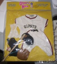1960's San Francisco Giants Johnny Hero Uniform Outfit MP