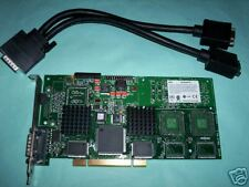 Matrox Millennium G200 MMS dual diaplay with Cable, PCI
