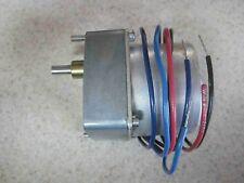 Philips Controls Sychronous Gear Motor K-86115-U4 120V