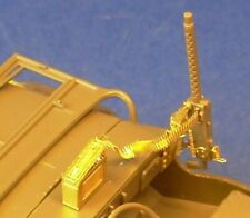 Minor 1/35 M48 dashmount and accessories for WWII U.S. 1/4 ton 4×4 truck