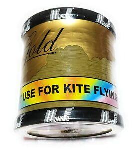 ACTIMOB MKTD Monofilament Mono Gold Line For Kite Flying & Fishing Line