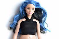 Curvy barbie halter top, Curvy barbie clothes, Curvy Barbie Fashionista doll