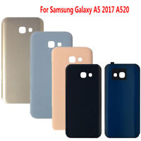 Replacement Battery Door Glass Back Cover For Samsung Galaxy A5 2017 A520
