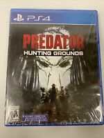 Predator: Hunting Grounds -- Standard Edition (Sony PlayStation 4, 2020) PS4 NEW