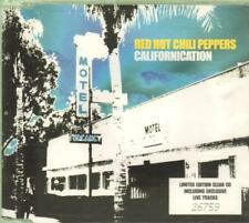 Red Hot Chili Peppers(Ltd Edition Clear CD CD Single)Californication-