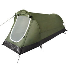 Schwarzenberg Tunnel Tent Camping Festivals Bushcraft Outdoor 1 Person Olive OD