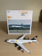 1/500Lufthansa Boeing B747-400 Herpa Wings 517683