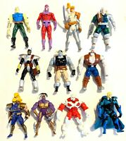CHOOSE: Vintage 1992-1996 X-Force / X-Men Action Figures * Combine Shipping!