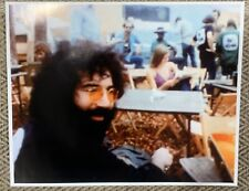 JERRY GARCIA WOODSTOCK MUSIC CONCERT PHOTO 16x20 COLOR PHOTO * BUY IT NOW*
