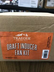 Traeger Draft Inducing Fan Kit 0019 for Traeger Pellet Grills