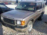 Driver Axle Shaft Front Axle Discovery Fits 99-03 LAND ROVER 308409